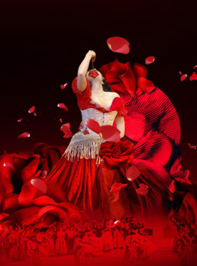 NCPA Production of Bizet´s Opera Carmen