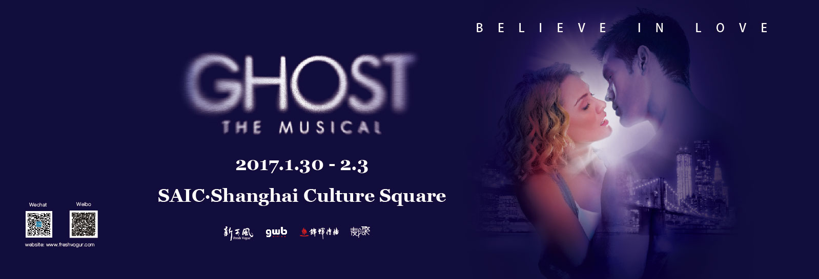 Ghost-The Musical