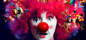 ​Russian Clown Carnival World Humorist Tour - Shanghai