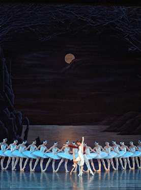 ​Lithuanian National Opera & Ballet Theatre Swan Lake