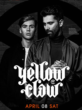 Yellow Motherf-in Claw