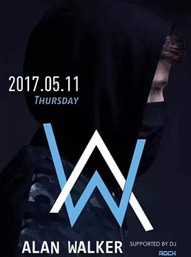 ​Alan Walker At Linx
