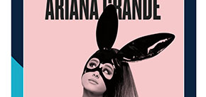 ARIANA GRANDE Live in Guangzhou 2017 — American Express Exclusive Ticketing Channel