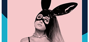 ARIANA GRANDE Live in Shanghai 2017 — American Express Exclusive Ticketing Channel