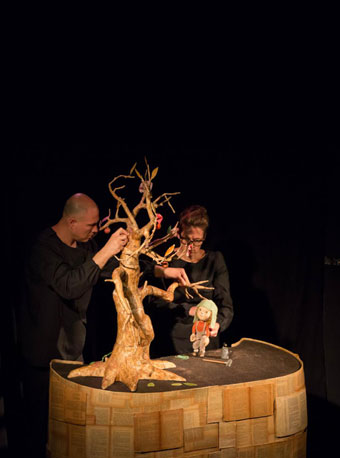 When all was Green - Puppetry Play by The Key Theatre