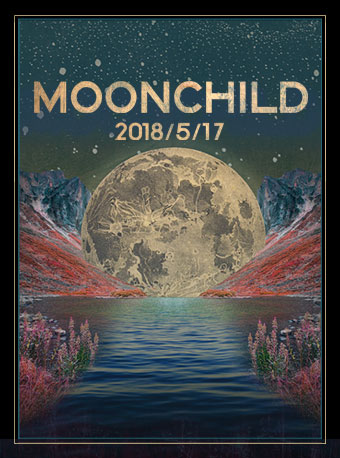 MOONCHILD at Blue Note Beijing